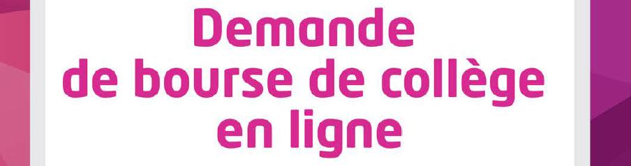 Demande De Bourses Rentree 2018 College Albert Camus